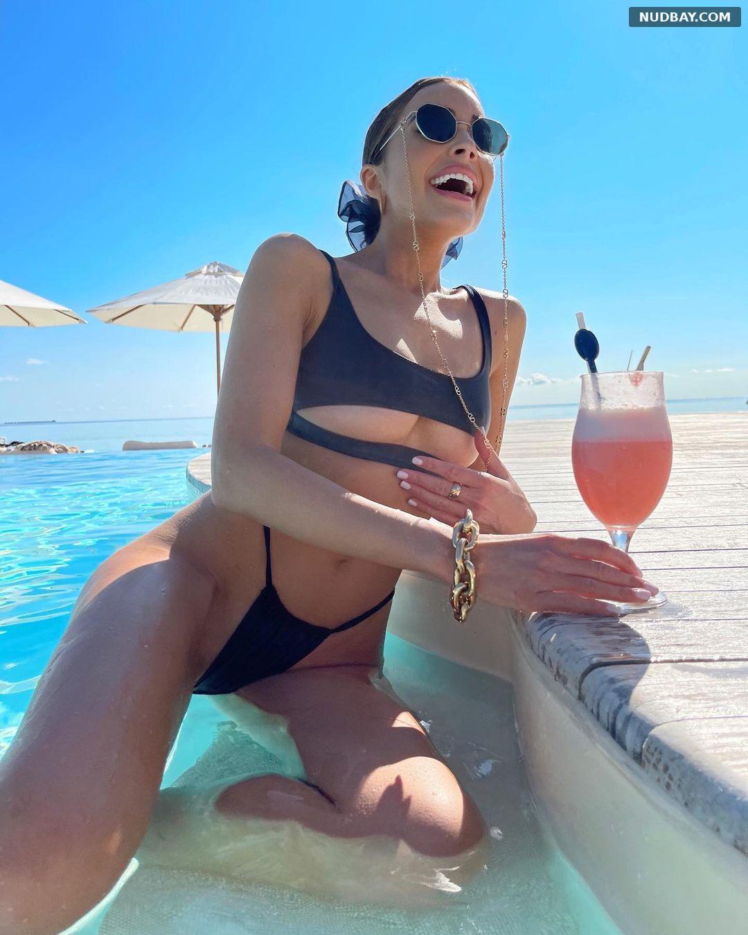 Olivia Culpo in bikini May 01 2021