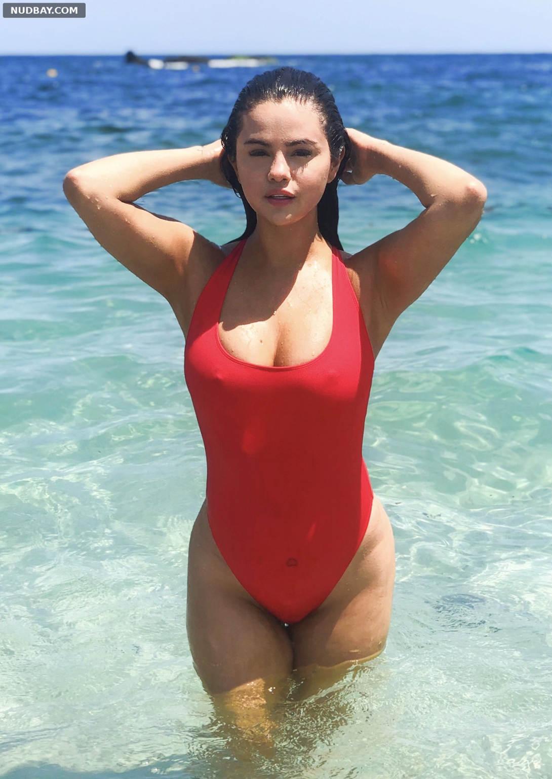Selena Gomez Sexy Swimsuits For Krahs Swimwear 2019