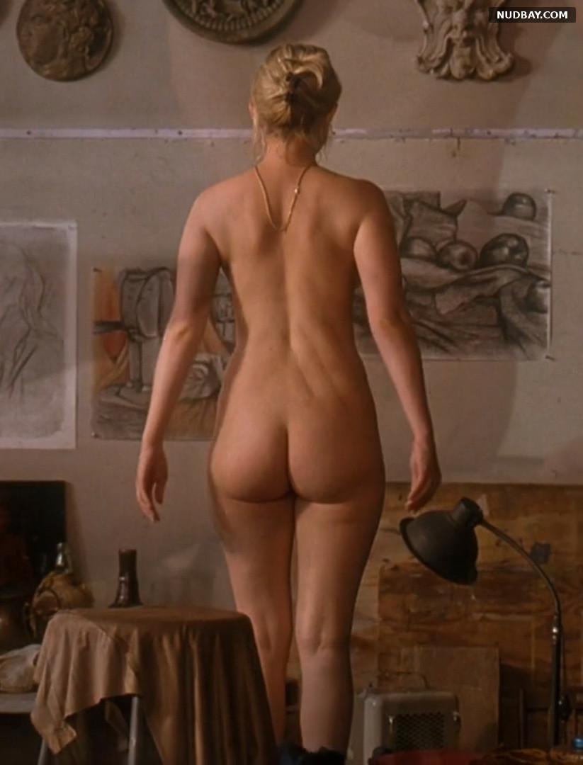 Sophia Myles nude ass Art School Confidential (2006)