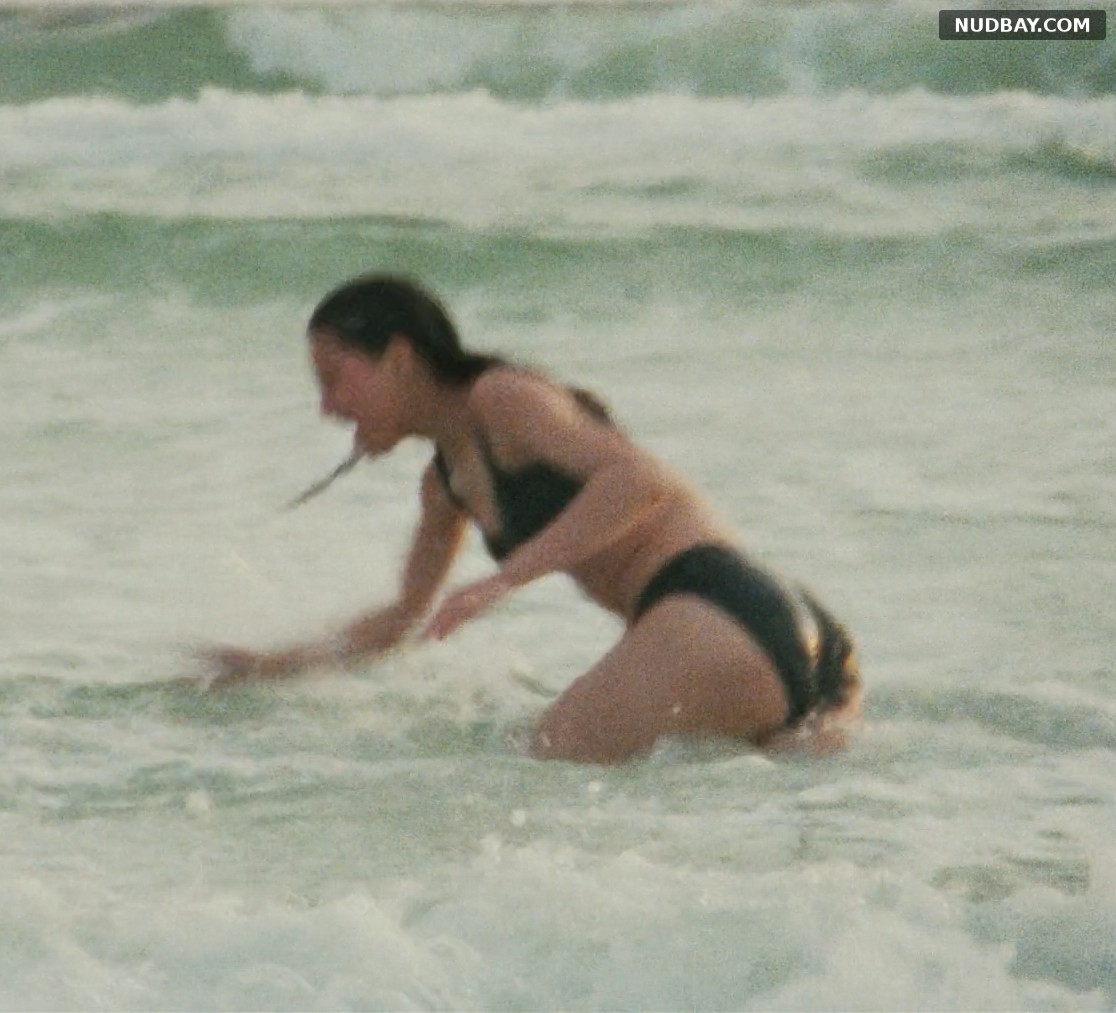 Ashley Judd bikini Ruby in Paradise (1993)