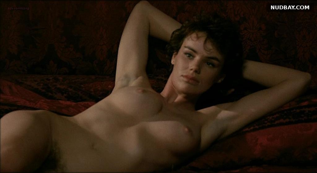Claire Nebout nude in La condanna (1990)