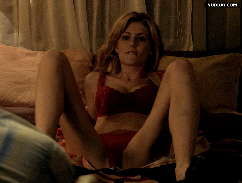 Diora Baird nude pussy in Quit (2010)