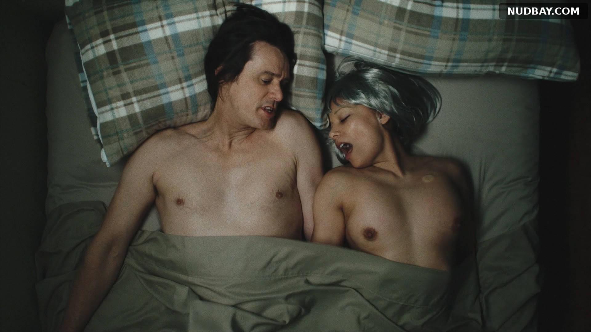 Ginger Gonzaga nude in Kidding S01 (2018)