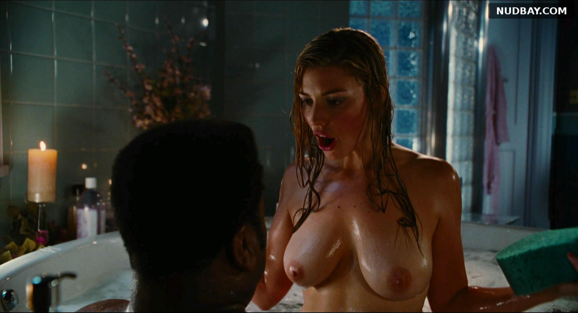 Jessica Pare nude Hot Tub Time Machine (2010)