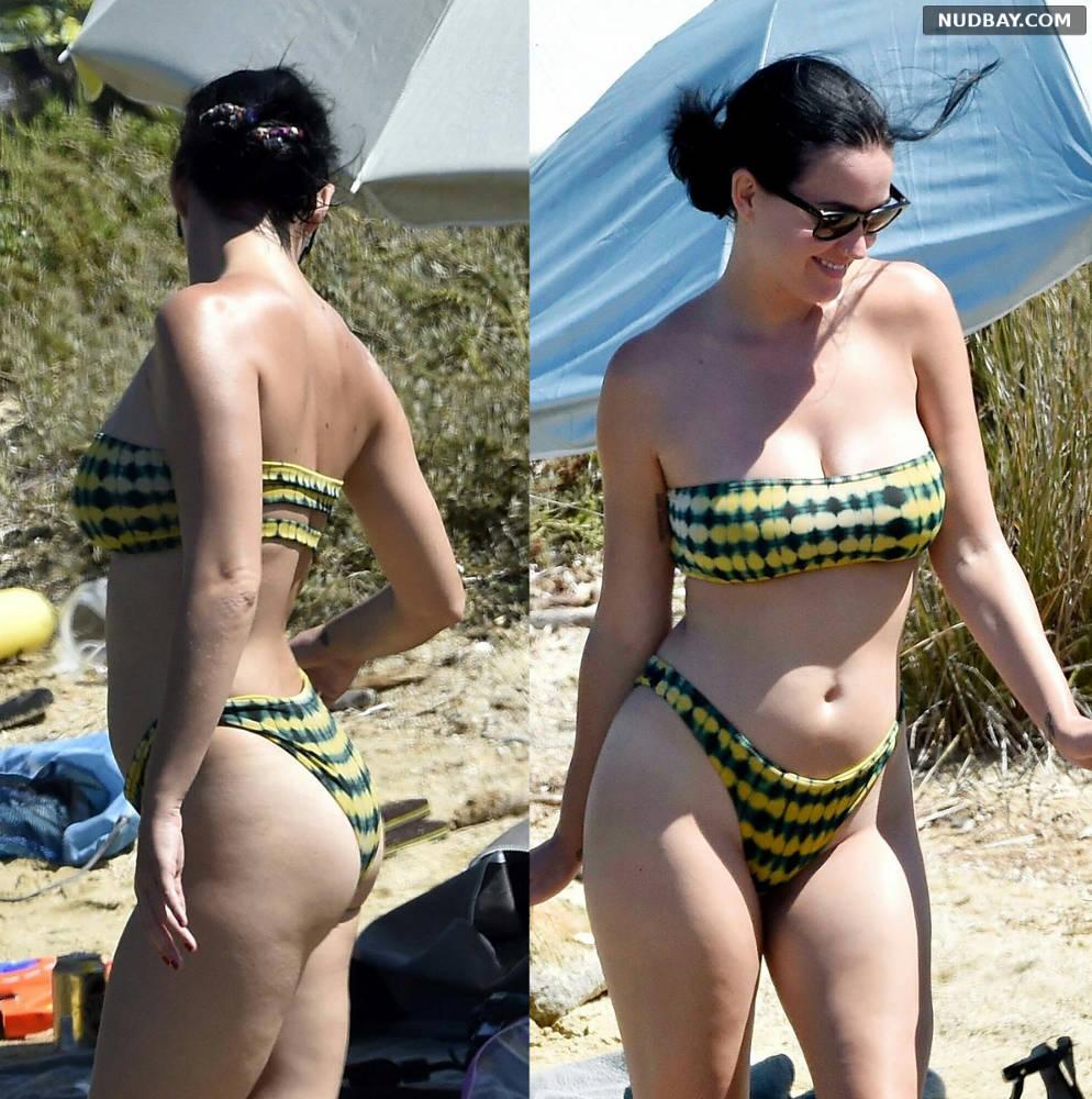 Katy Perry nude ass in bikini