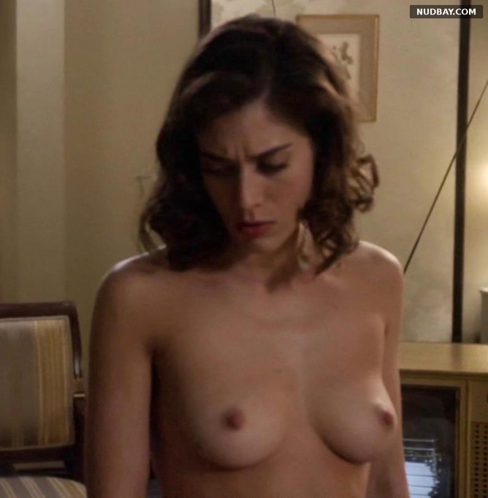 Lizzy Caplan nude Masters of Sex (2013)