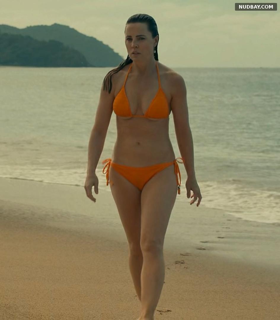 Melissa George bikini The Mosquito Coast S01E07 (2021)