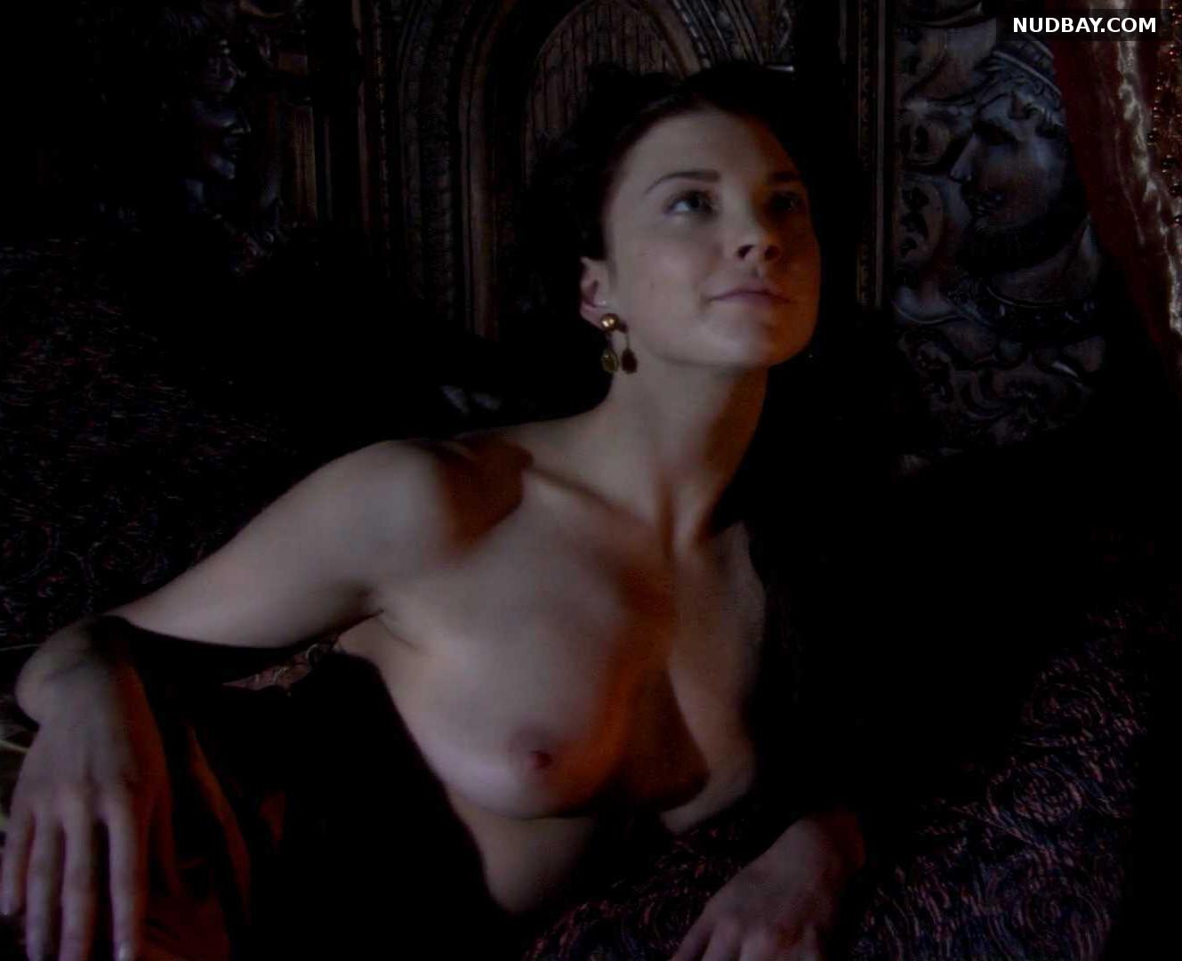 Natalie Dormer nude in The Tudors S02 (2008)