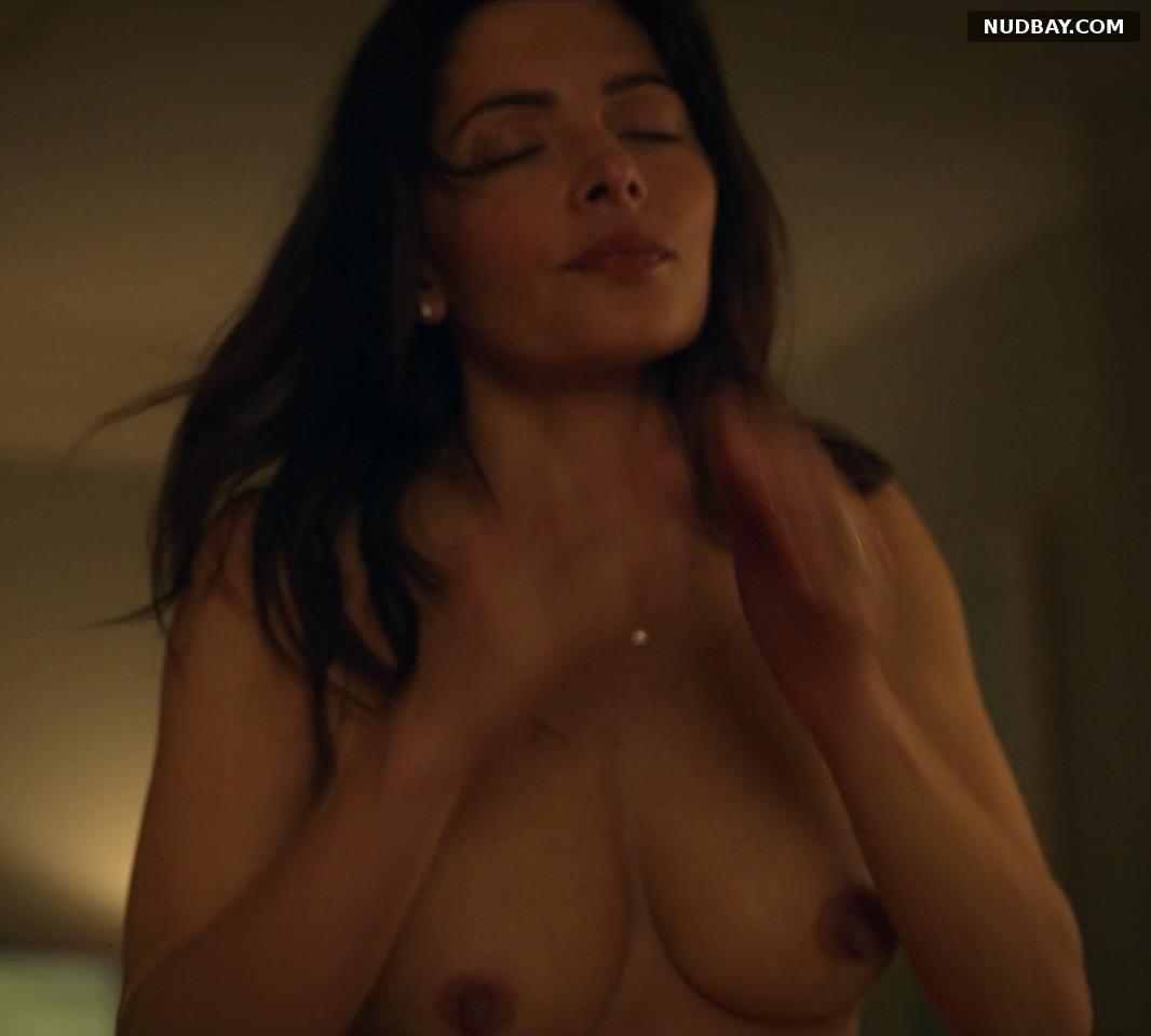 Sarah Shahi nude in Sex Life (2021)