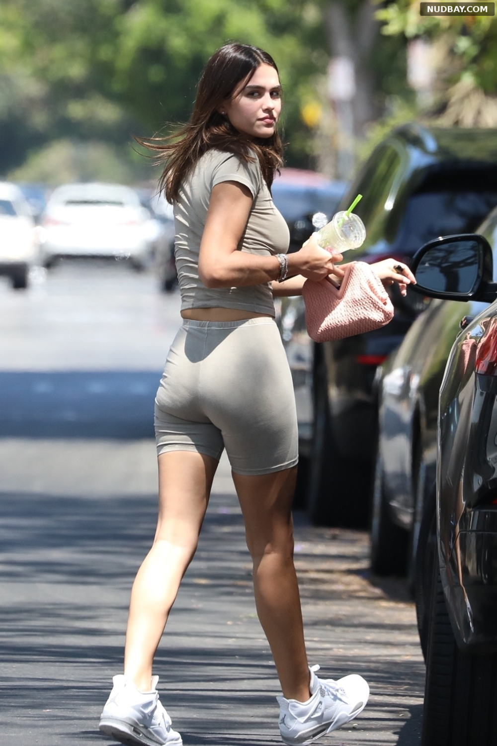 Amelia Gray Hamlin Booty out in West Hollywood Jul 07 2021