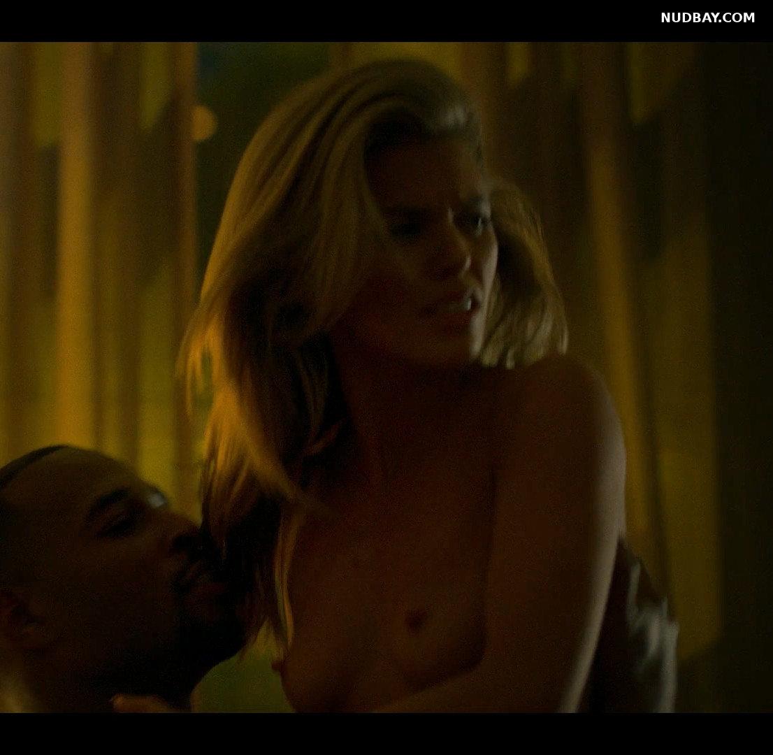 Annalynne McCord nude in Power Book III Raising Kanan S01E01 (2021)