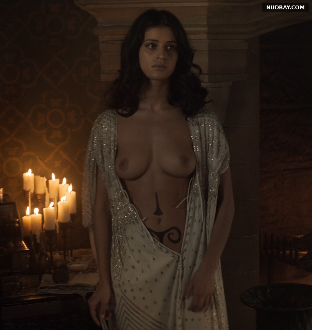 Anya Chalotra boobs in The Witcher S01 (2019