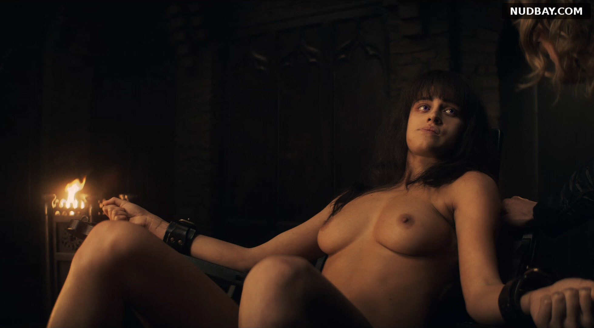 Anya Chalotra nude in The Witcher S01 (2019)