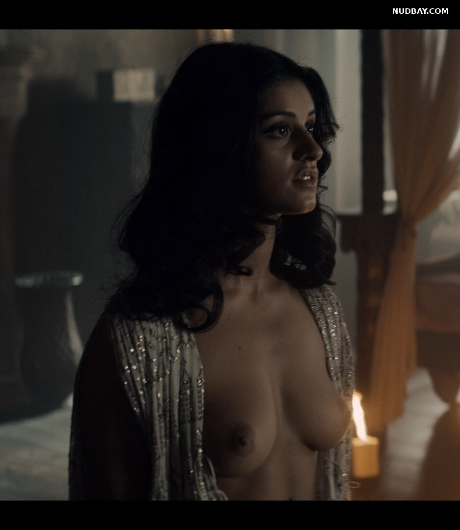 Anya Chalotra topless in The Witcher S01 (2019)