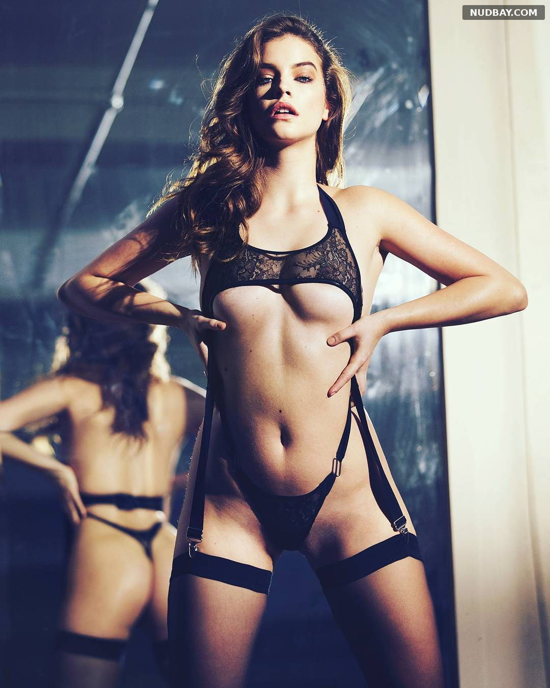 Barbara Palvin Naked Photoshoot for LUI Magazine