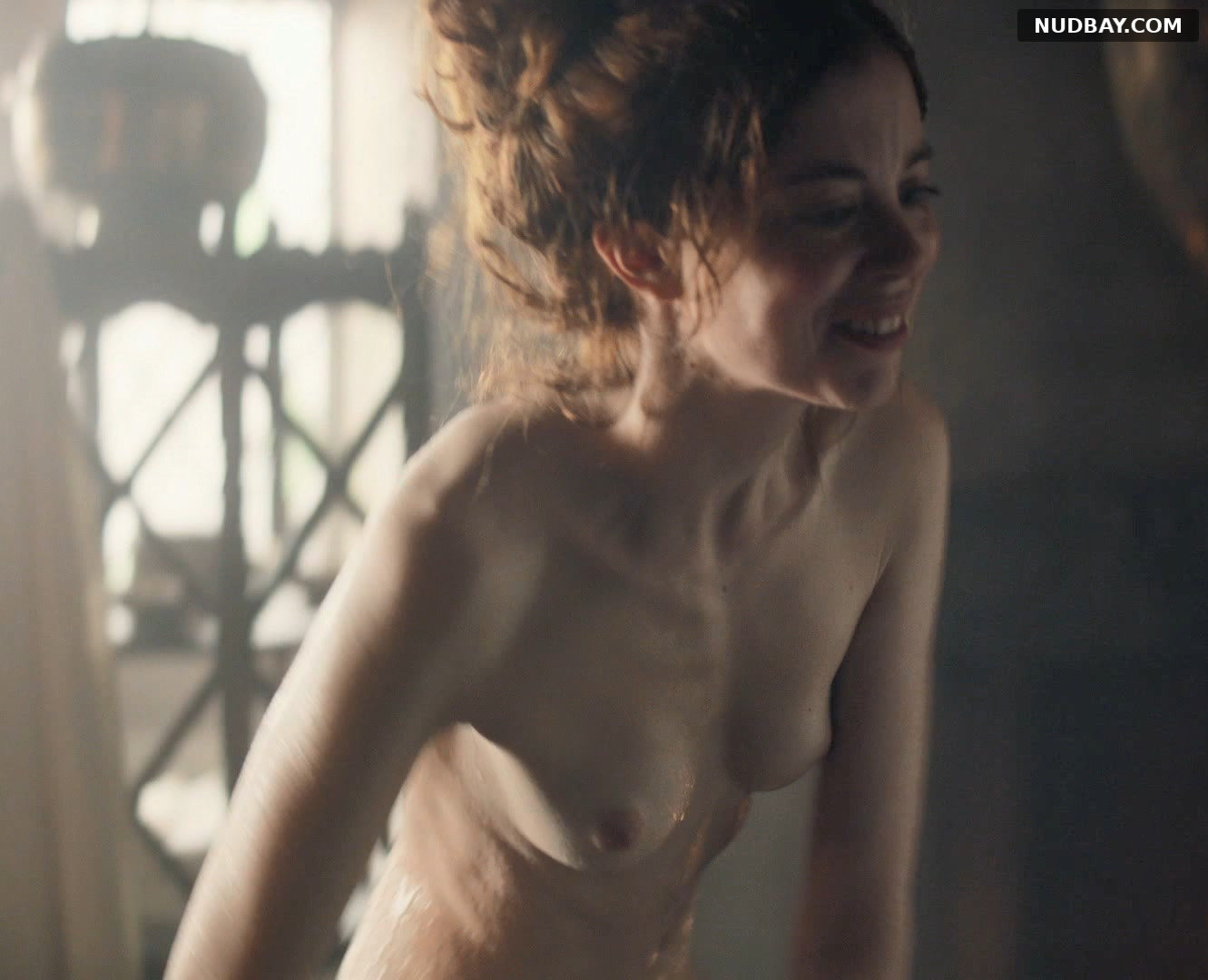 Charlotte Hope nude in The Spanish Princess (2019)
