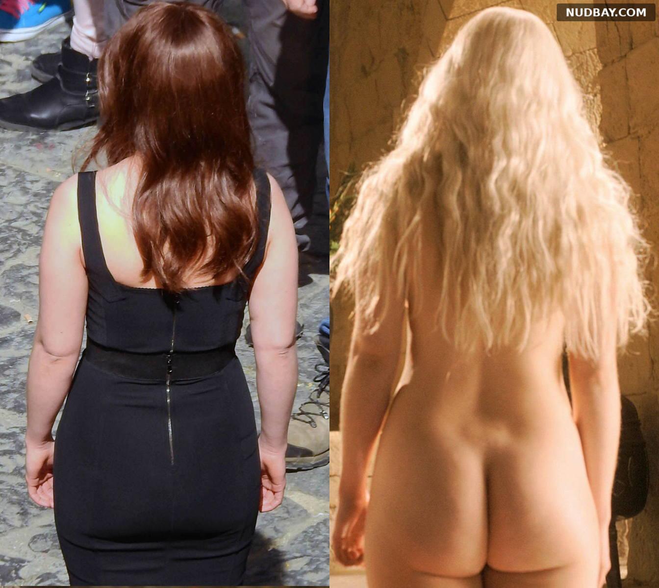Emily clarke nude