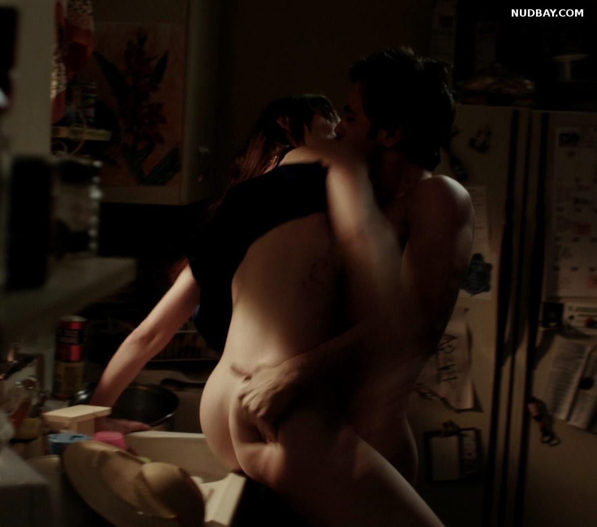 Emmy Rossum nude in Shameless S01E01 (2011)