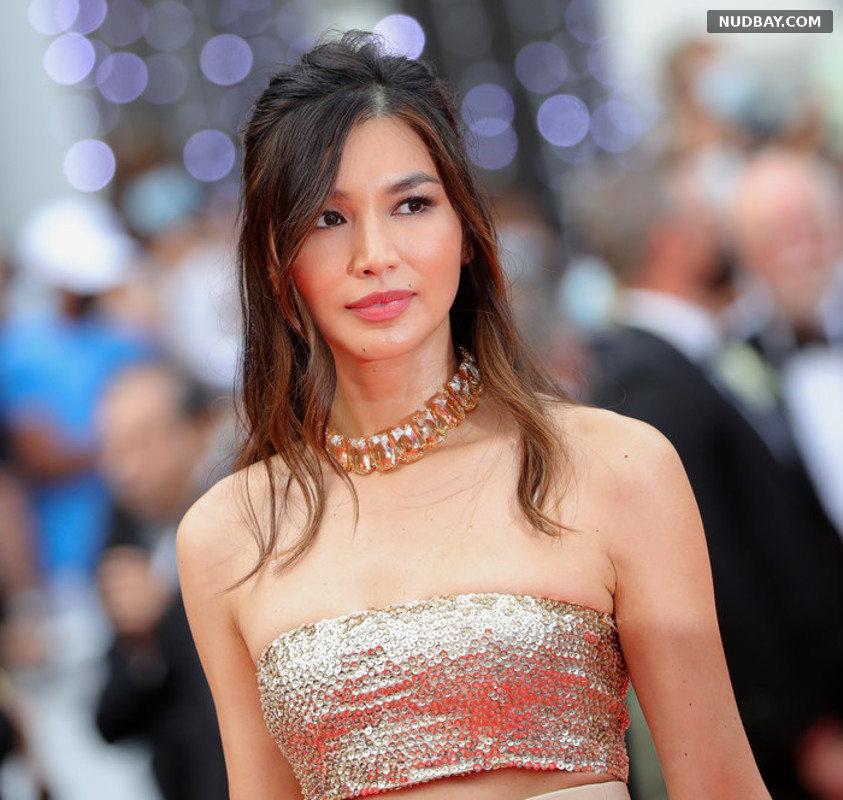 Gemma Chan at 74th Cannes Film Festival Jul 16 2021