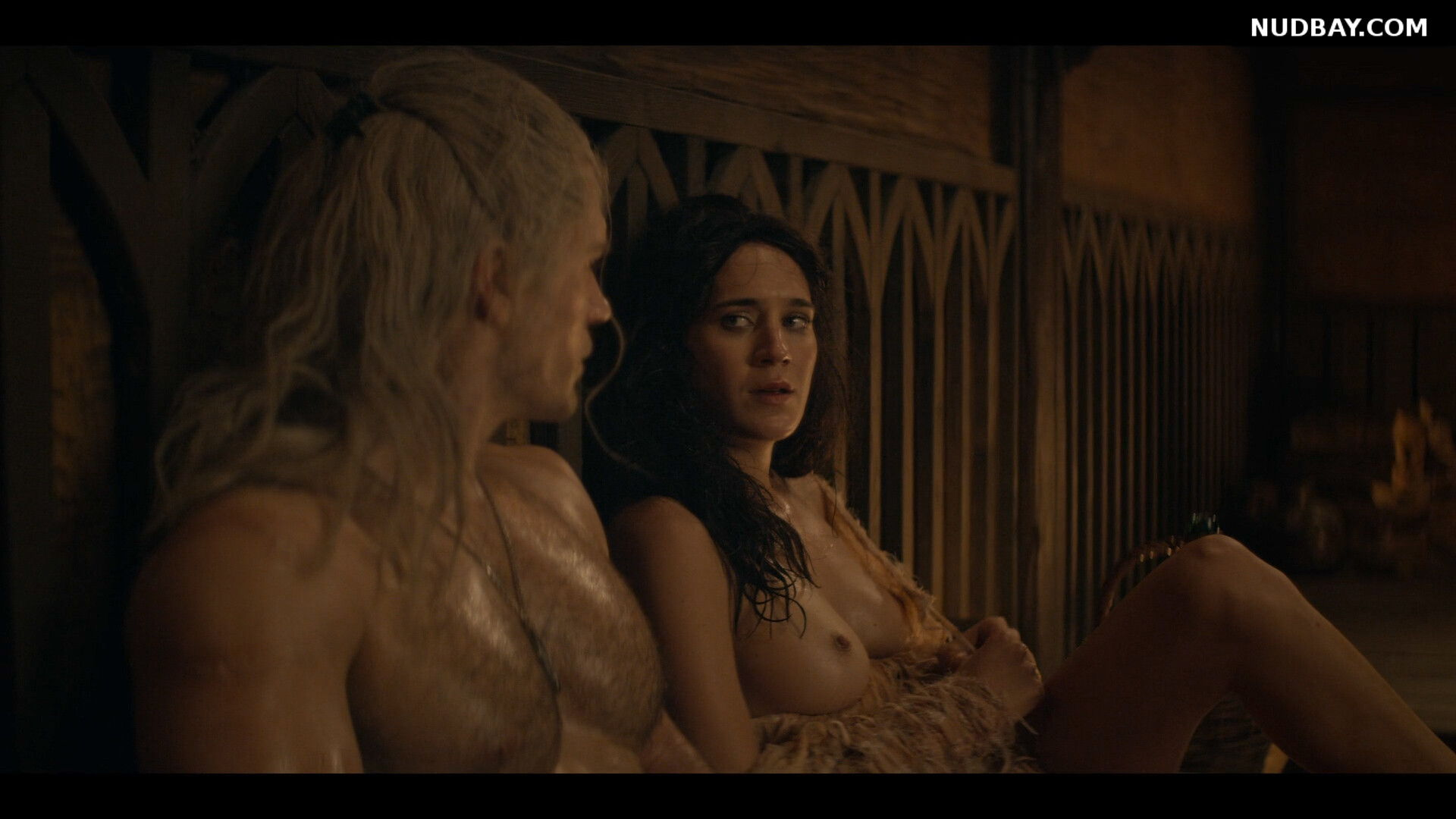 Imogen Daines nude in The Witcher S01 (2019)
