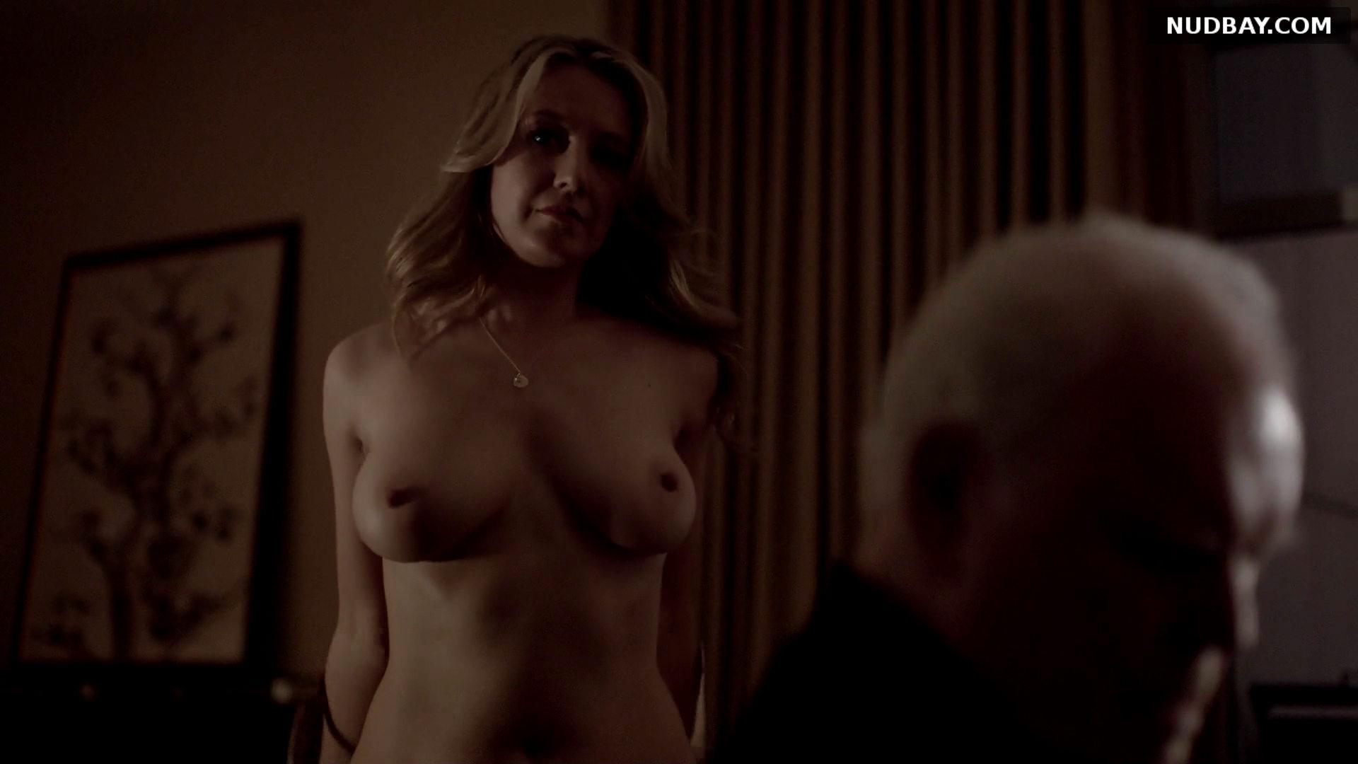 Jennifer Mudge nude in Boss S1E3 (2011)