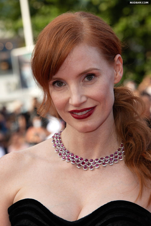 Jessica Chastain 74th Cannes Film Festival Jul 6 2021
