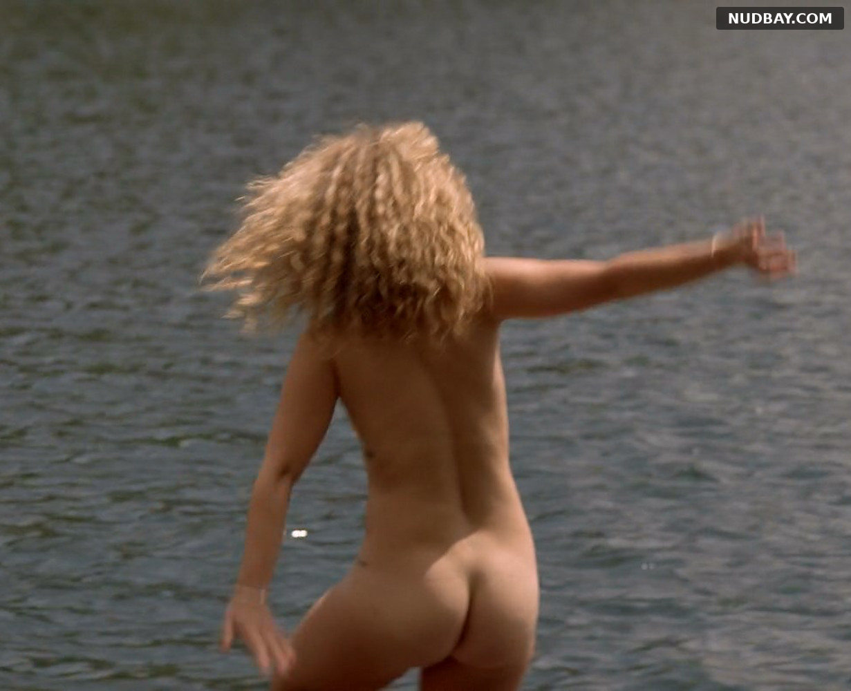 Juno Temple nude in the movie One Percent More Humid (2017)