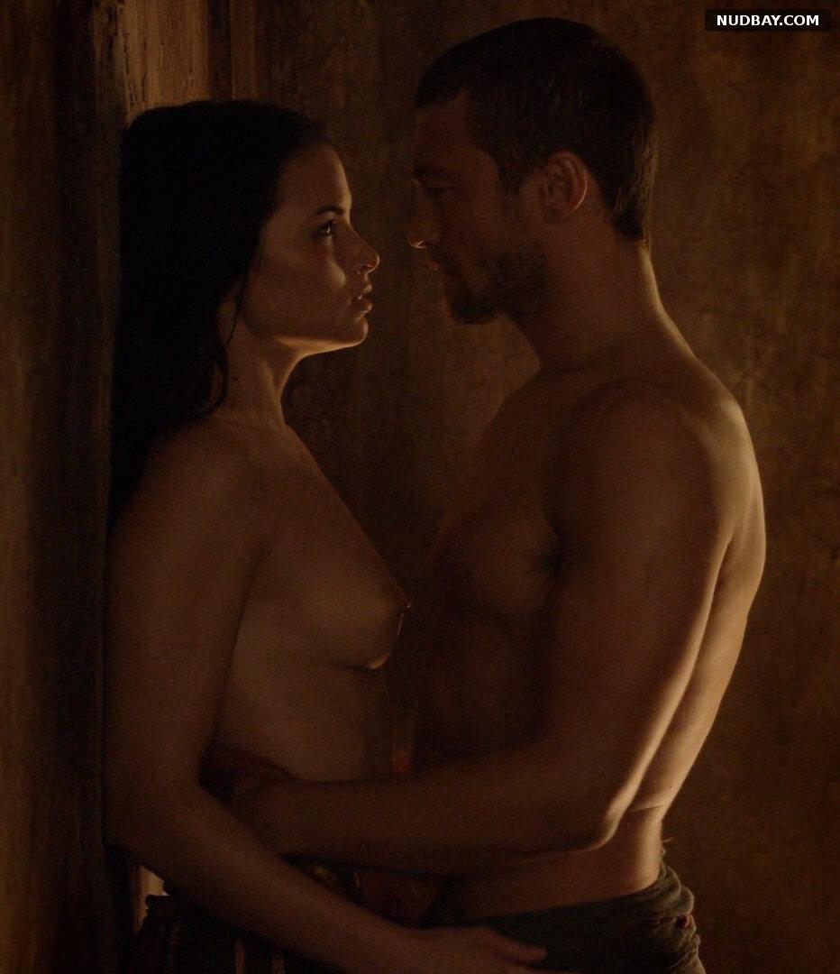 Katrina Law nude Spartacus S1 (2010)