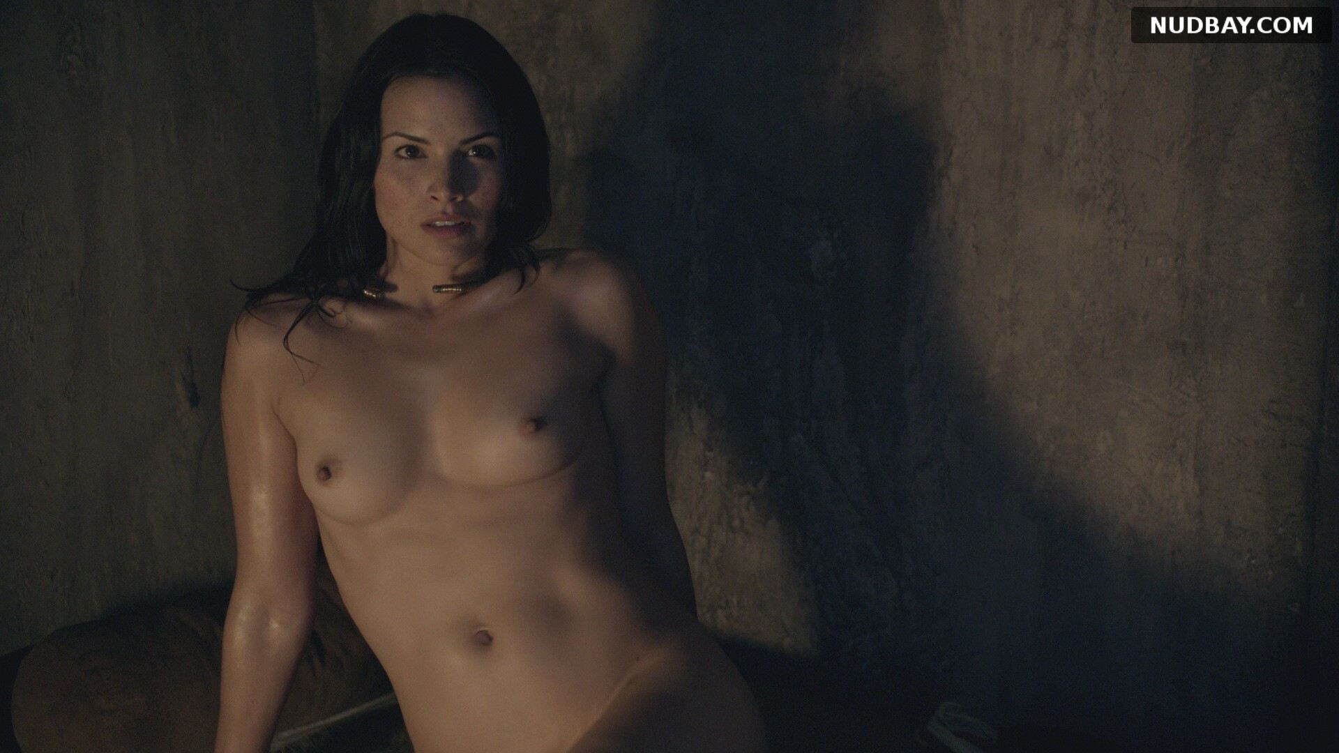 Katrina Law nude at Spartacus: Blood and Sand s01e09 (2010)