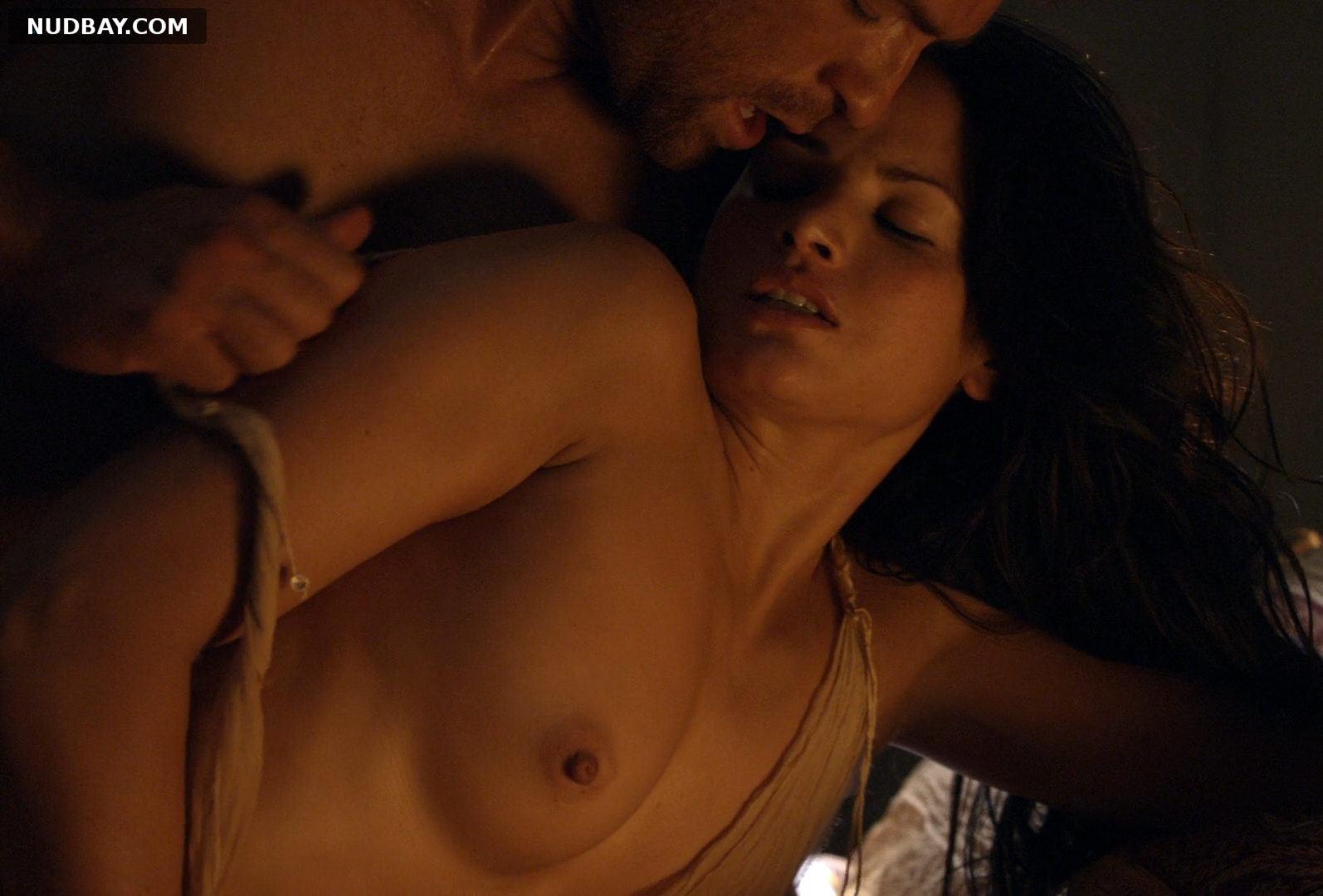 Katrina Law nude in Spartacus Vengeance E3 (2012)