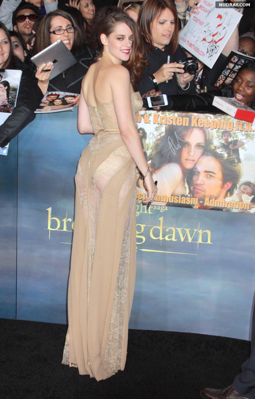 Kristen Stewart The Twilight Saga Breaking Dawn 2 premiere in LA Nov 12 2012