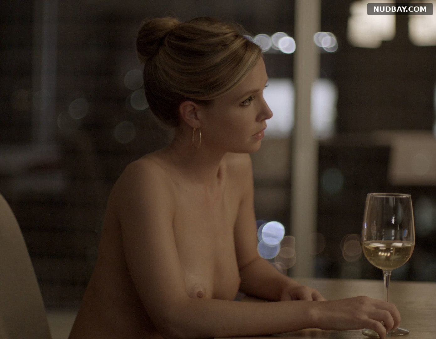 Laura Coover nude in Boss S1E2 (2011)