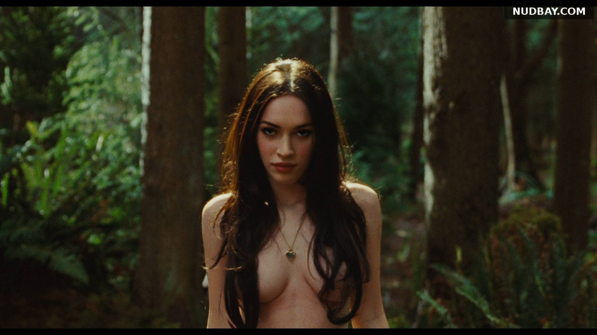Megan Fox nude boobs in Jennifers Body (2009)