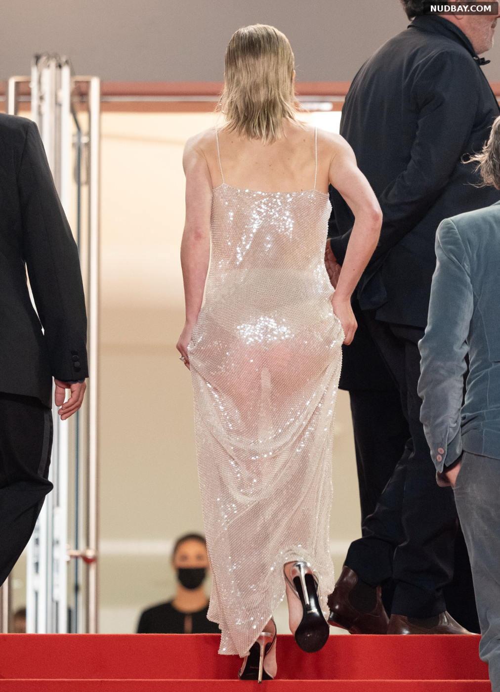 Melanie Thierry ass at 74th Cannes Film Festival Jul 13 2021