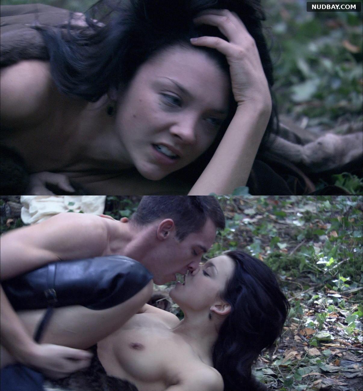 Natalie Dormer nude The Tudors (2007)
