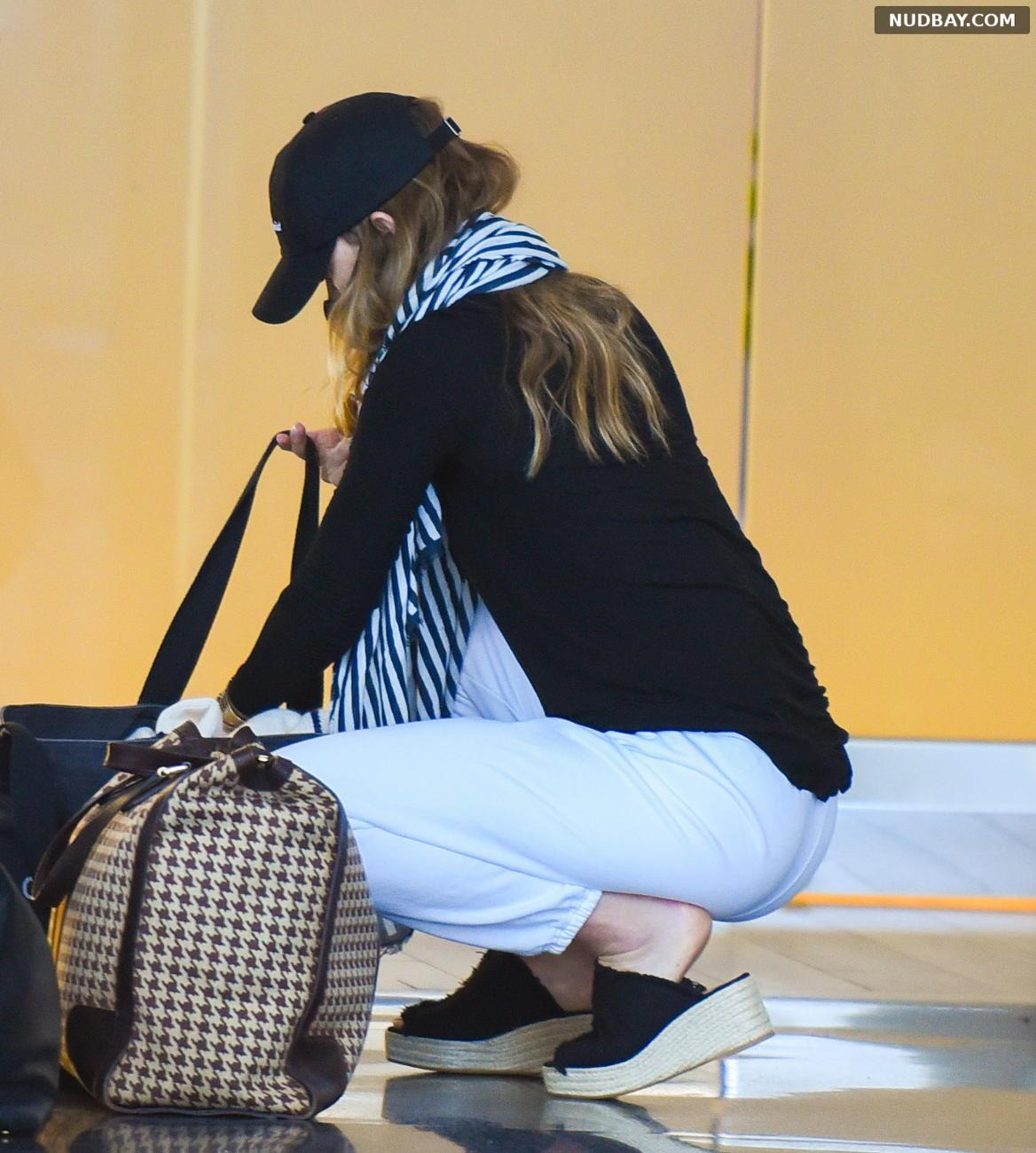 Olivia Wilde Is spotted departing JFK Airport in New York Jun 28 2021