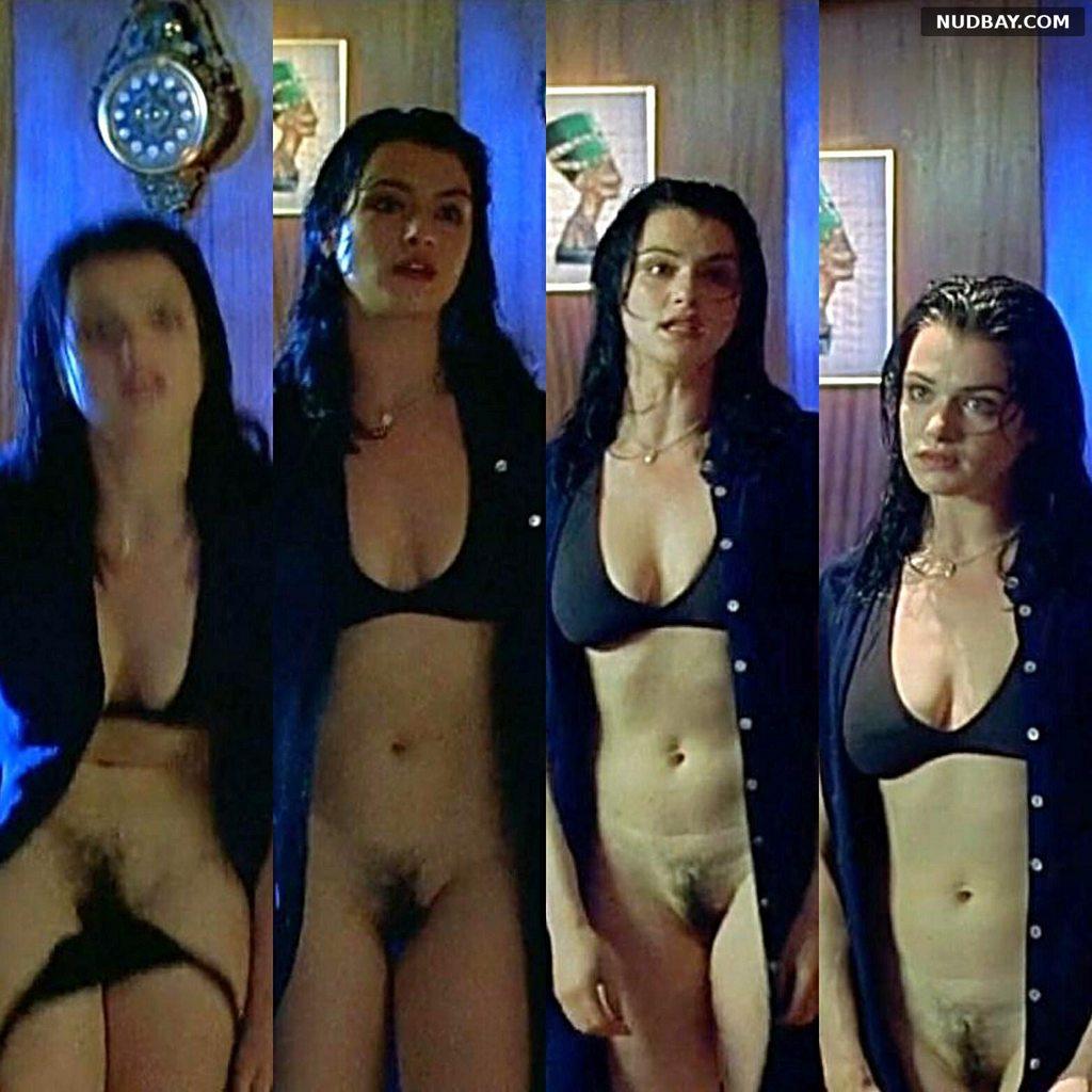 Rachel Weisz nude pussy I Want You (1998) 1