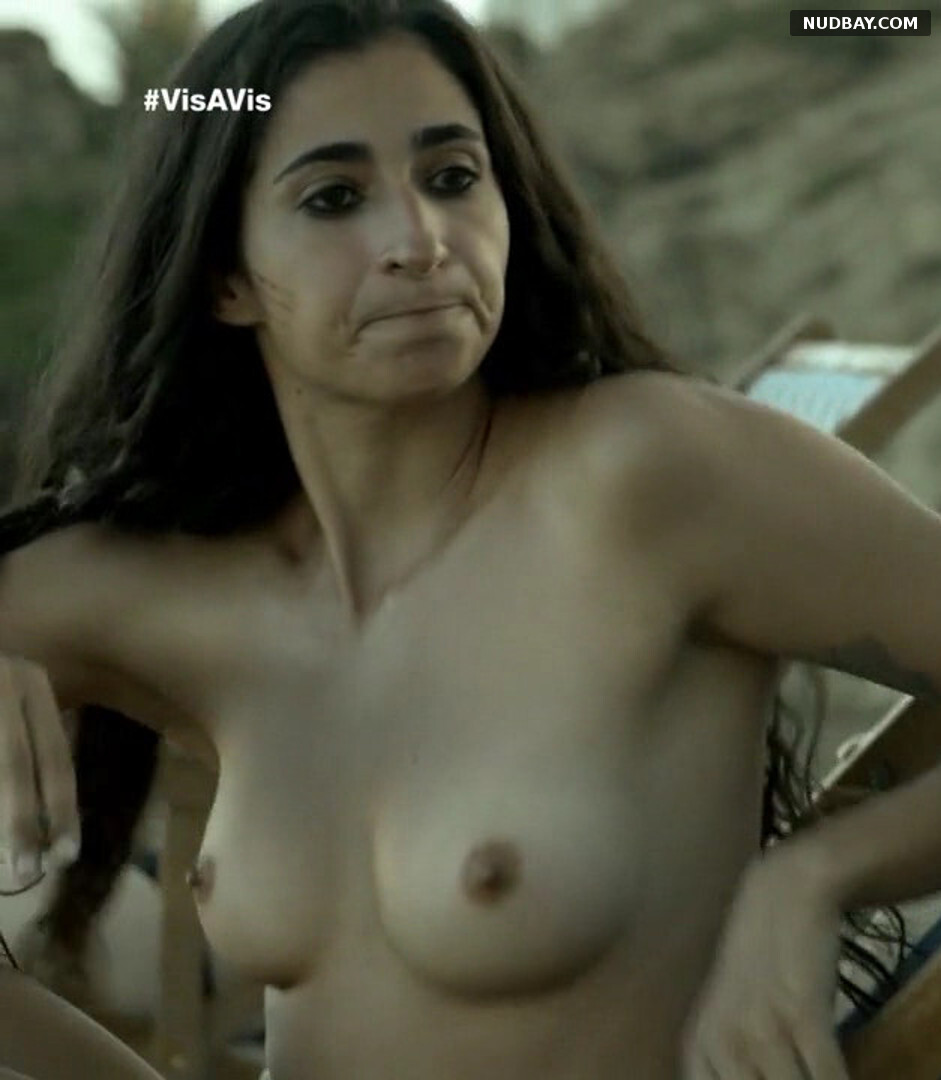 Alba Flores nude in Vis A Vis S02E01 (2016)