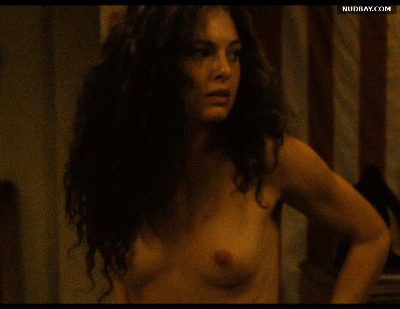 Alexa Davalos nude in Feast of Love (2007)