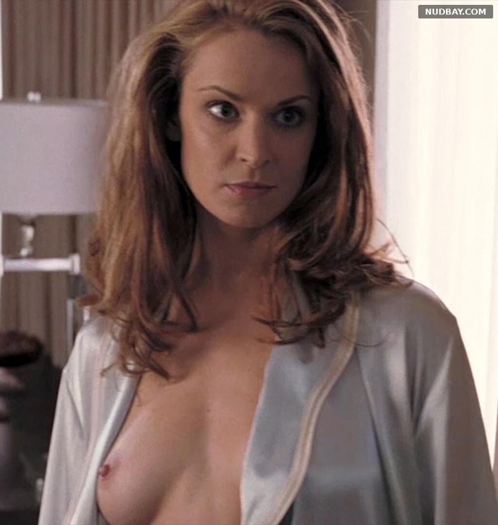 Alexis Butler topless in Killshot (2008)