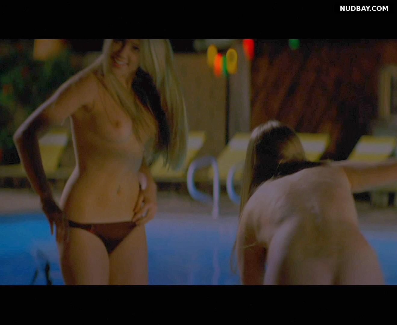 Amber Heard & Amanda Seyfried nude in Alpha Dog (2006)