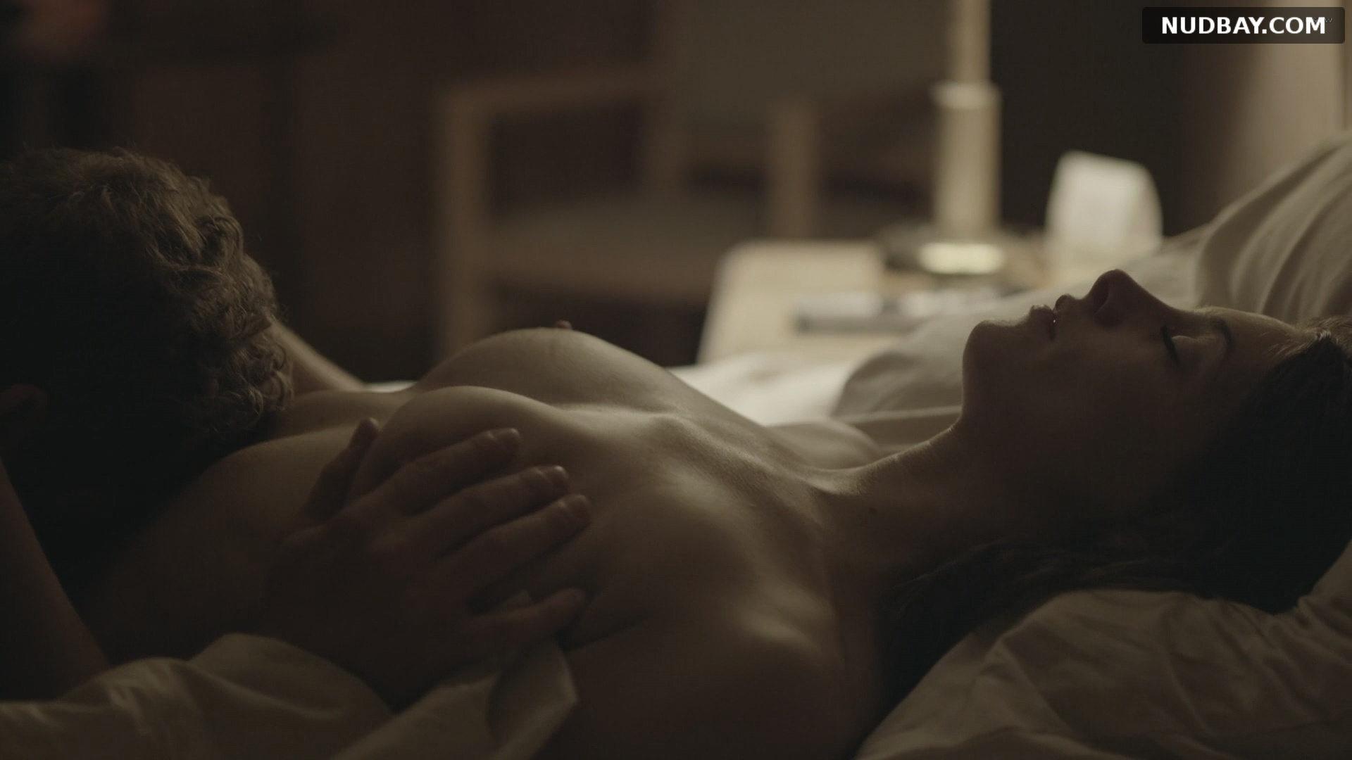 Ashley Greene nude in Rogue (2016) s3e18