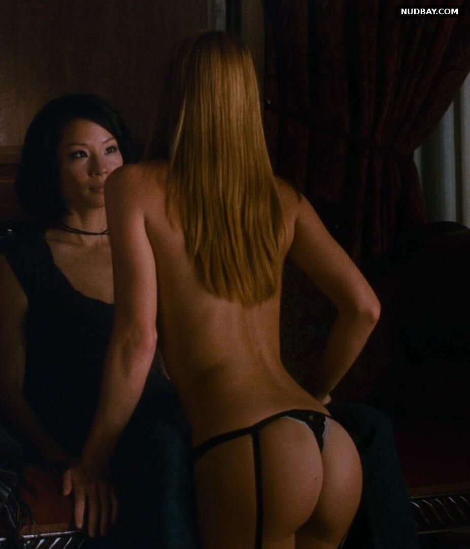 Cameron Richardson bare ass in Rise: Blood Hunter (2007)