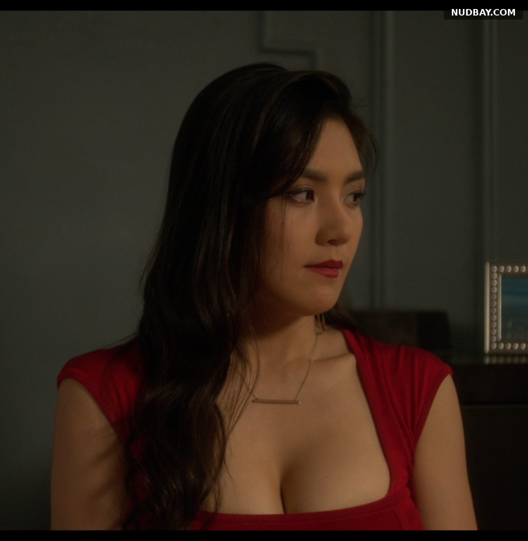 Candice Zhao boobs in Siji Driver (2018)
