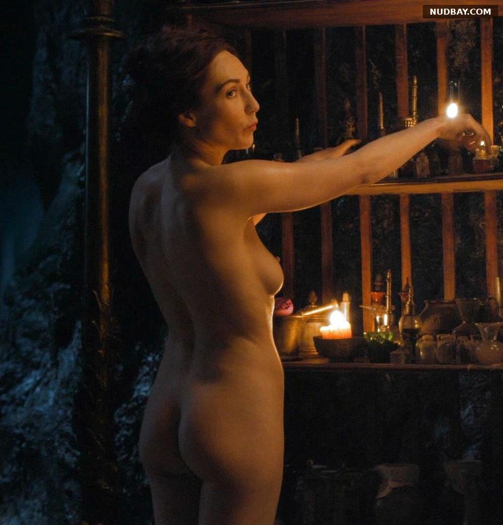Carice van Houten Ass Game of Thrones S04E07