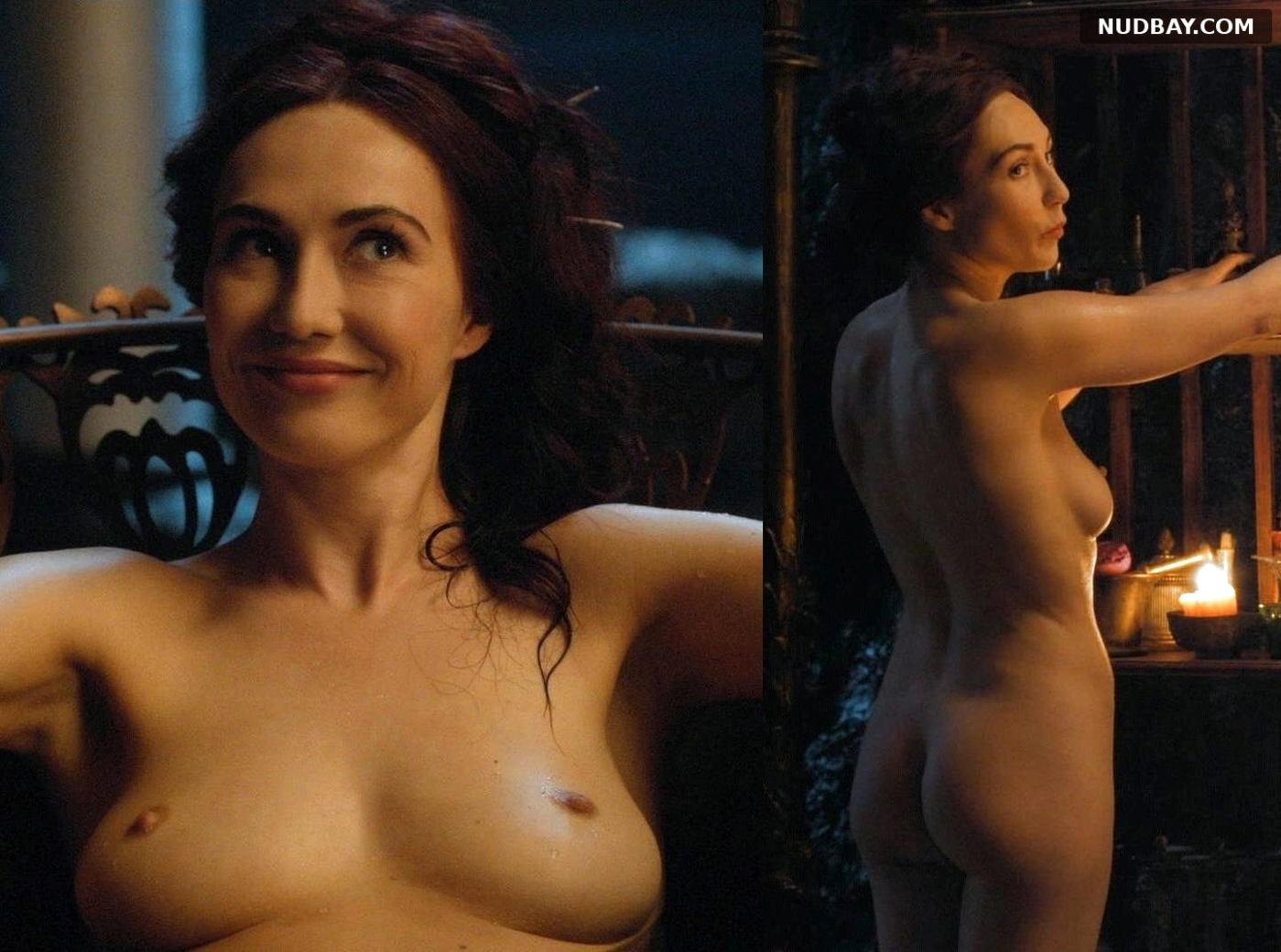 Carice van Houten Nude Game of Thrones S04E07