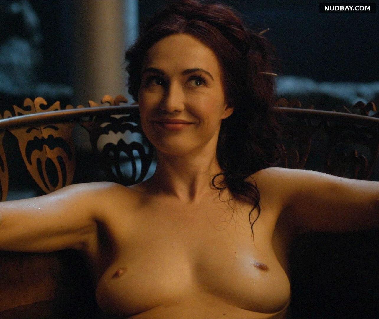 Carice van Houten Tits Game of Thrones S04E07