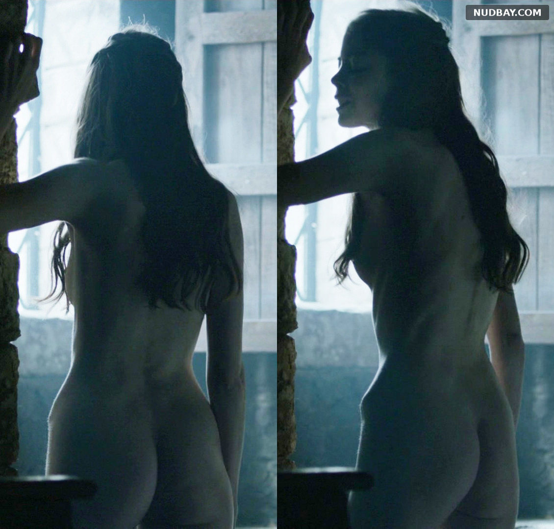 Charlotte Hope Nude Ass in Game of Thrones S05E05 (2015)