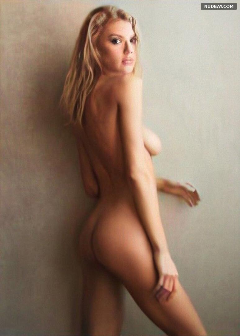 Charlotte McKinney nude ass 2021