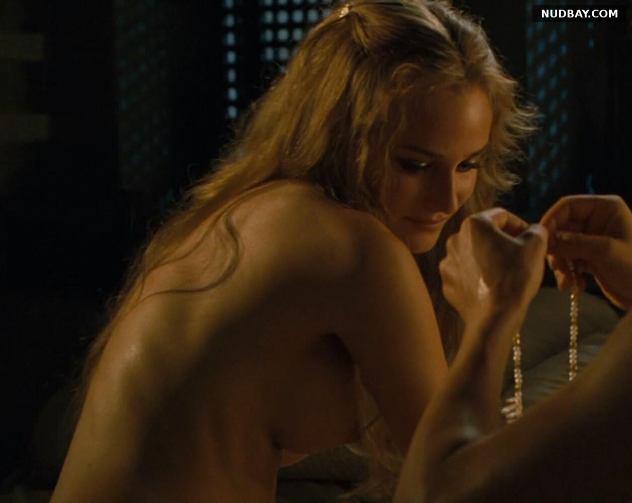 Diane Kruger nude in Troy (2004)